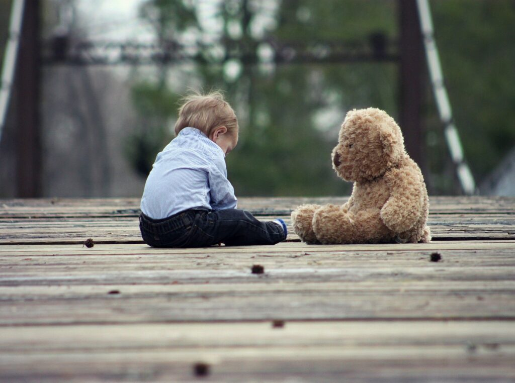 Vader kind relatie na scheiding