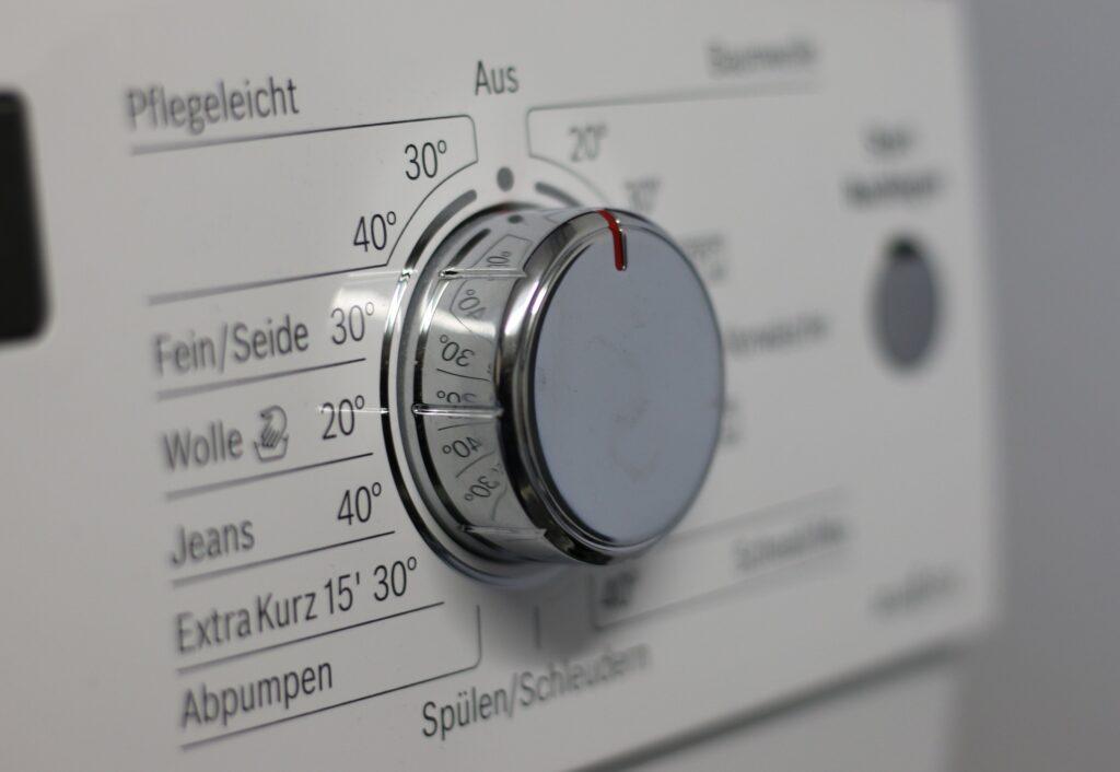 Vieze geur wasmachine