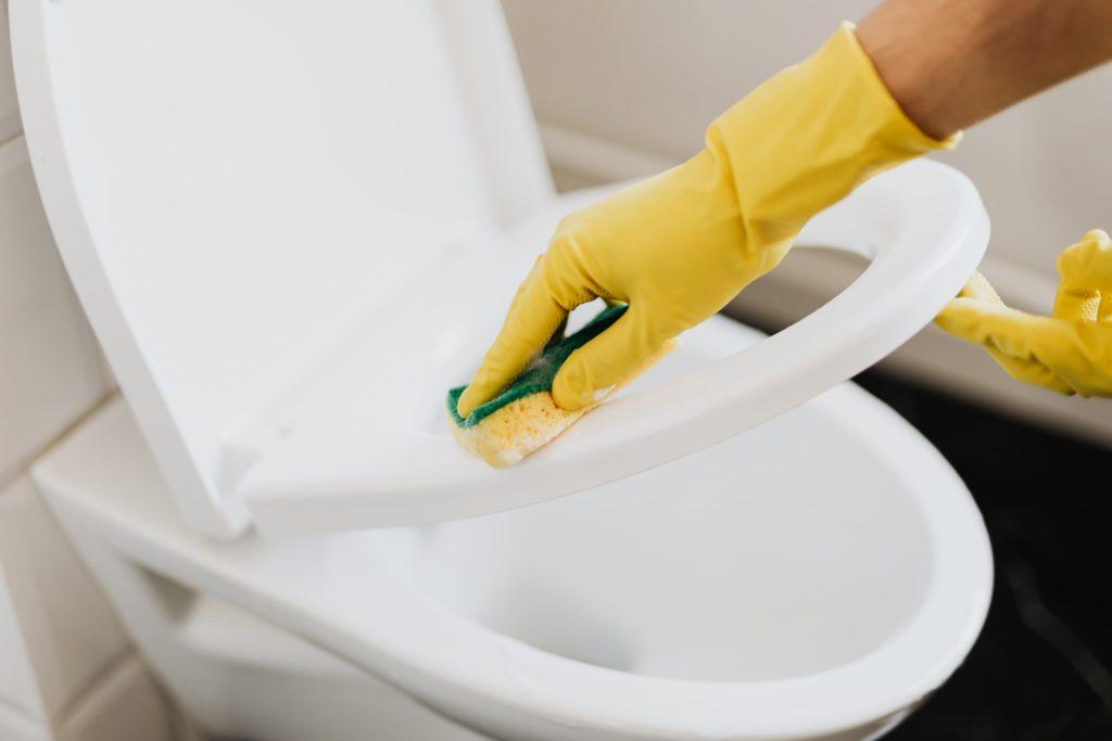 Wc schoonmaken tips