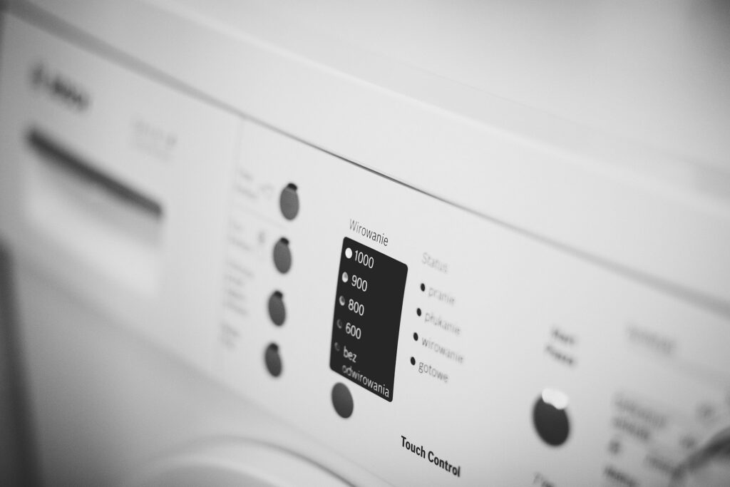 Wasgoed stinkt