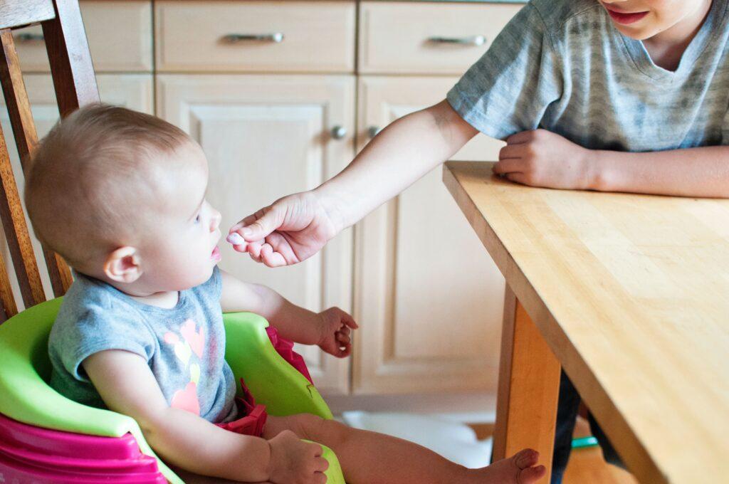baby 9 maanden kaas eten